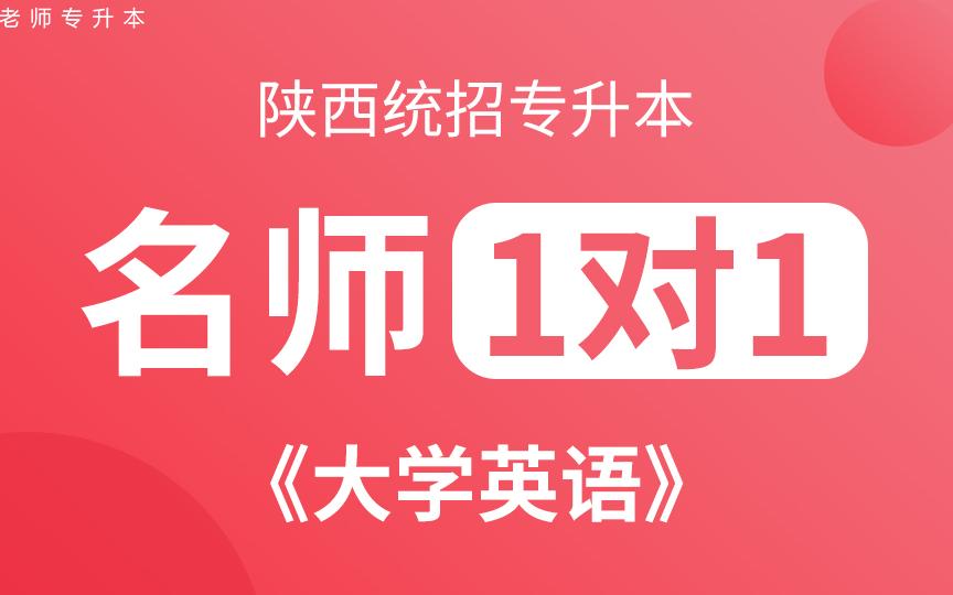 李敏-大学英语-陕西好老师教育